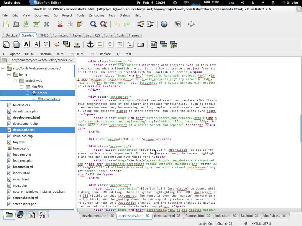 8 of the Best Free HTML Editors - LinuxLinks