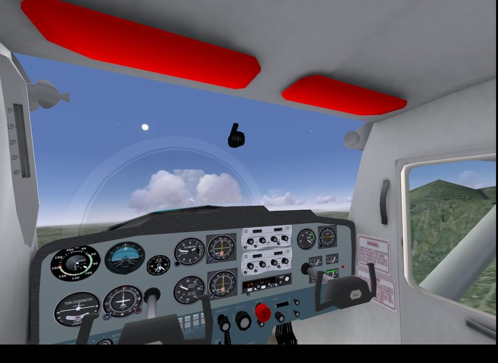 Flight Gear - open-source flight simulator - LinuxLinks