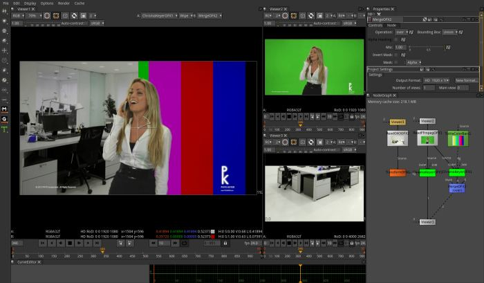 Natron - compositing software for VFX and motion graphics | LateWeb.Info