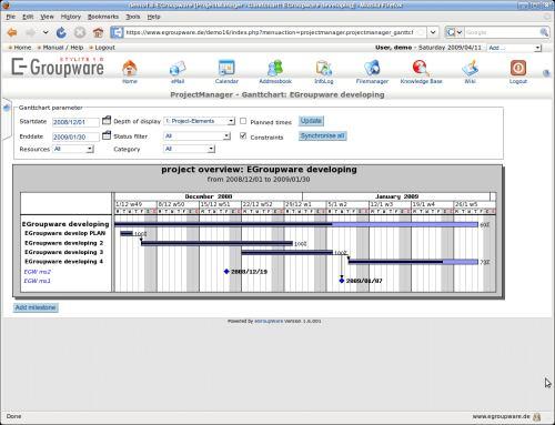egroupware linux