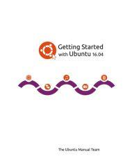 Getting Started with Ubuntu 16.04