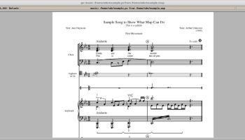 8 Best Free Linux Music Notation Software - LinuxLinks