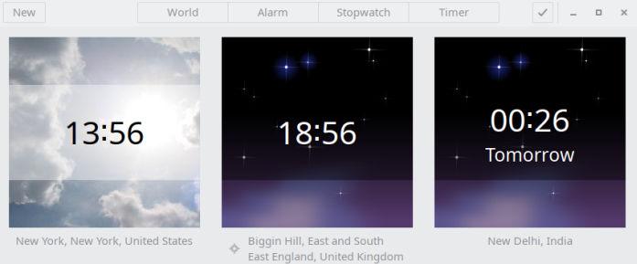 GNOME-Clocks