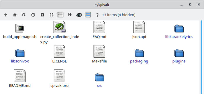 Excellent GTK File Managers to Manage your Filesystem - Page