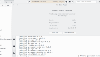 odio - free to download radio streaming software - LinuxLinks