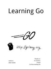 Learning Go
