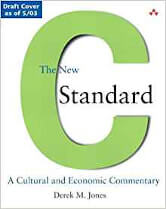 The New C Standard - An Economic and Cultural commentary (2009)