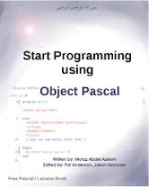 Start Programming using Object Pascal