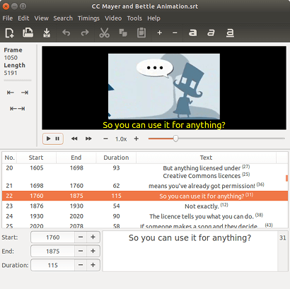 Gnome Subtitles