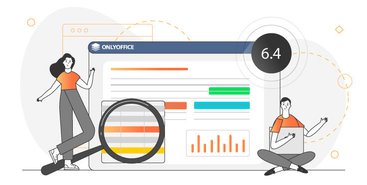 ONLYOFFICE Docs 6.4