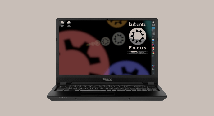 The Kubuntu-Powered Premium Laptop is Available for Purchase
