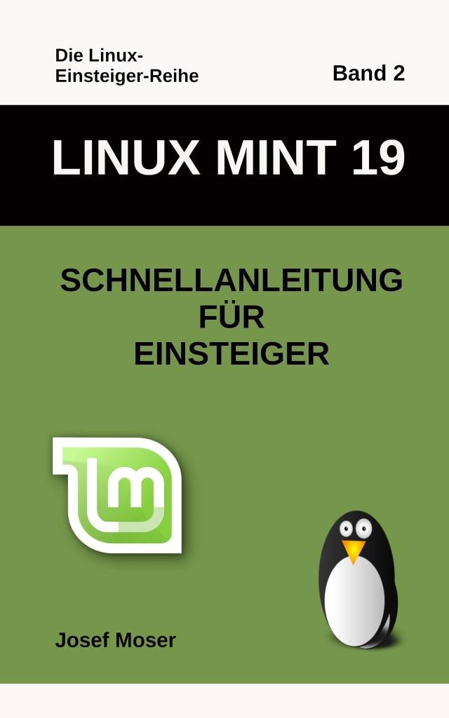 Linux Mint Buch