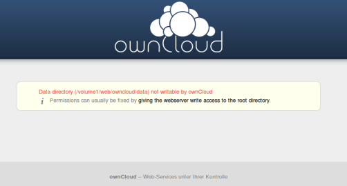synology_owncloud_fehler