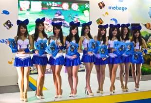 林瑋網路行銷策略站-從展場正妹Show Girl談行銷策略