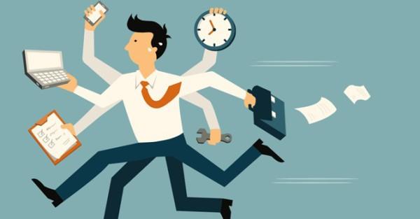 我在網路創業中最重要的五個時間管理提升效率方法1-林瑋網路行銷策略站