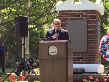 Mayor Rick DePamphillis