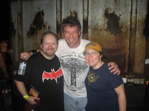 Me, Bob, and Nicki