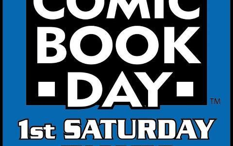 Happy Free Comic Book Day and May The Fourth Be With You!