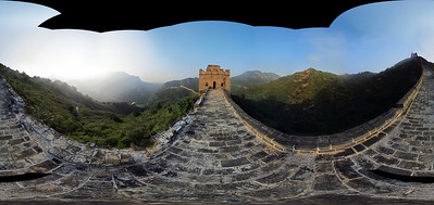 The Great Wall. Photo: Rob Hocking