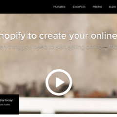 Make $358 per sale with Shopify