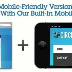 Build A Responsive Website Easily : 4 Mobile Friendly Website Builders