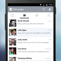 Facebook At Work : A New App Aimed At Enterprise Users