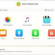 WinX MediaTrans Easter Giveaway : The 1st DRM-Compatible iPhone Manager