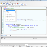 CodeLobster – One Of The Best Free PHP Editors
