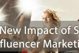 The New Impact Of Social Influencer Marketing