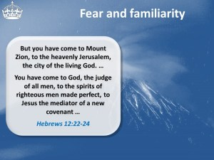 Hebrews 12:22-24