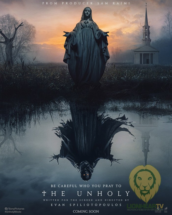 , Producer Sam Raimi's 'The Unholy' unveils new trailer, Docuneedsph