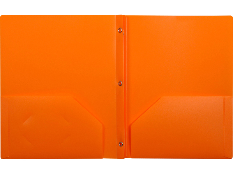 3 Ring Binder Pocket Folders