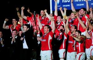 Wales Six Nations Champions