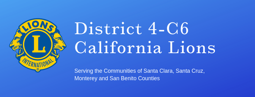 District 4-C6 California Lions