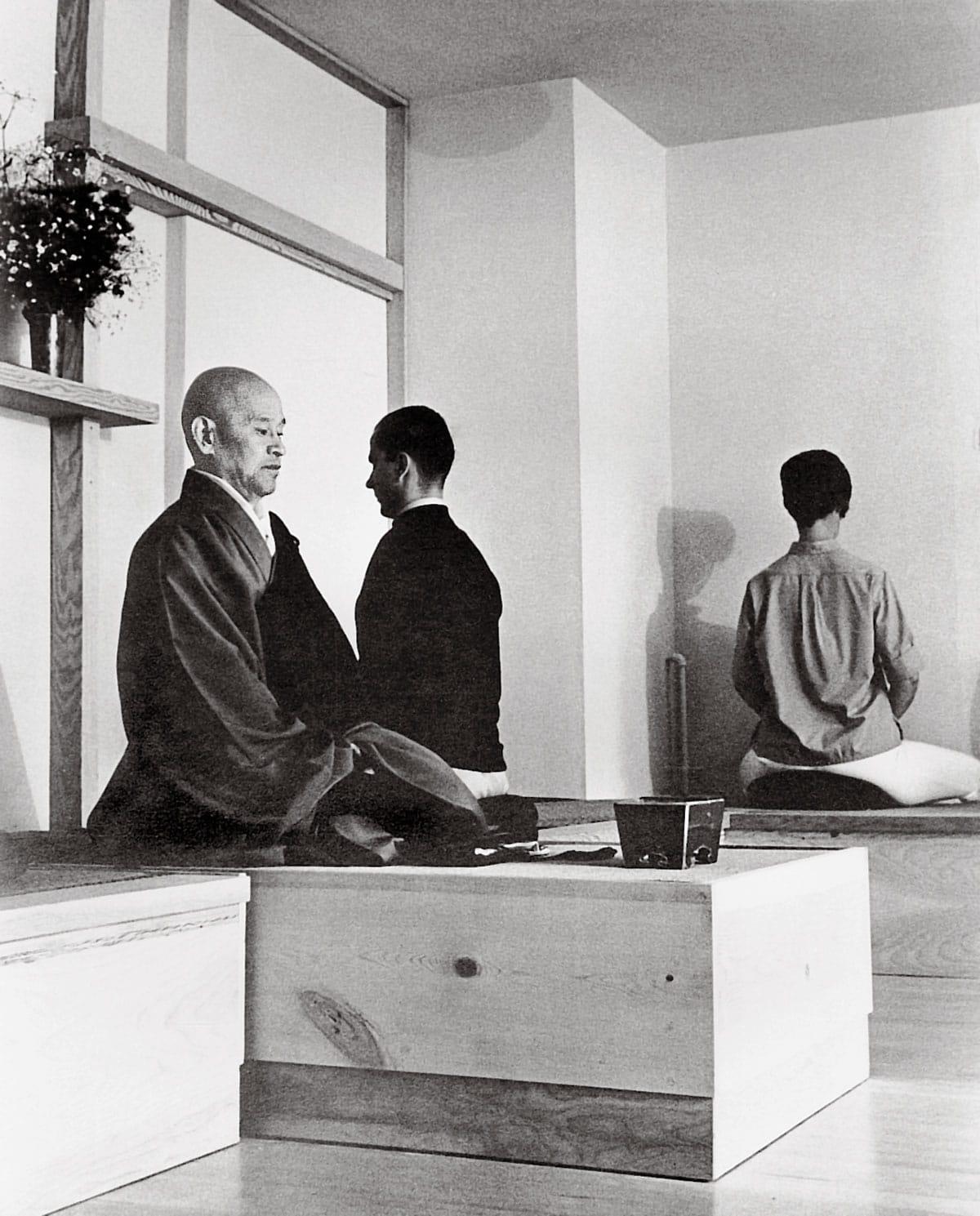 Shunryu Suzuki Explains How To Practice Zazen