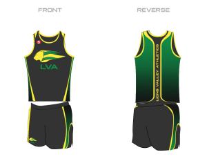 Lions Valley Athletics Racing Uniforms