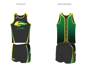Lions Valley Athletics Racing Uniforms