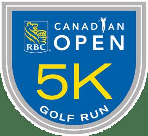 Canadian Open 5KM Golf Run @ Glen Abbey Golf Course   Oakville   Ontario   Canada