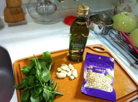 羅勒醬 (青醬) Pesto Sauce