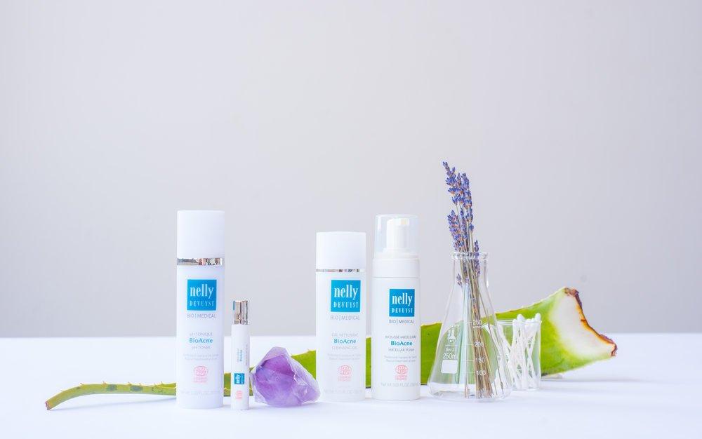 Revolutionary Salicylic Organic Anti-Acne Skincare