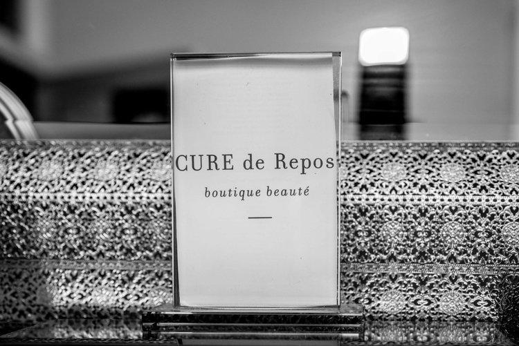 Revolutionary Treatment Now At CURE de Repos