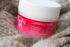 YonKa Paris Gommage Scrub Lipgloss Aftershave