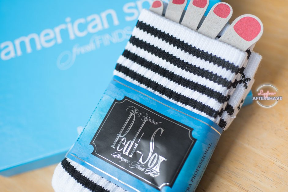 PediSox from American Spa Fresh Finds