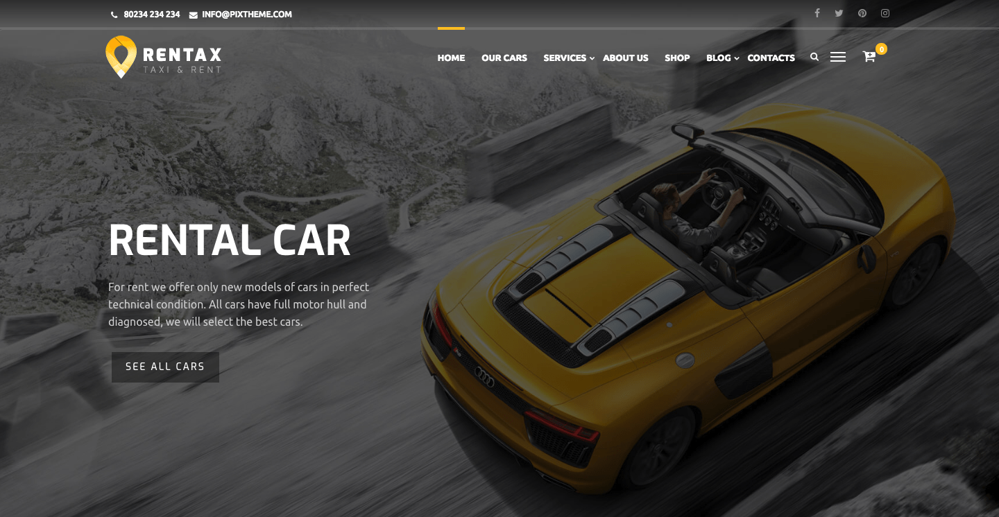 RenTax - Car Rental & Taxi Company wordpress theme.png