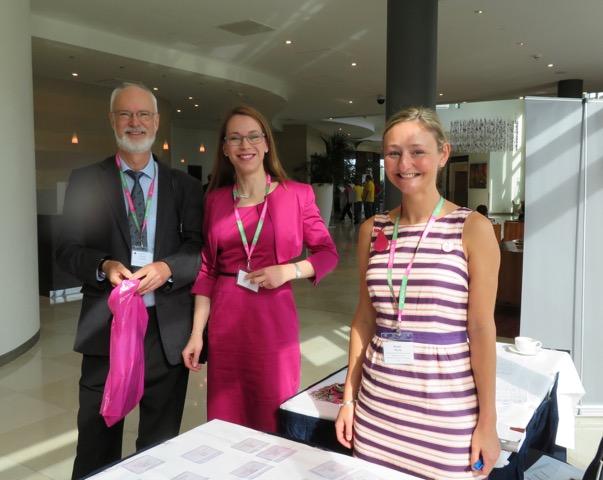 Professor Wilfried Schmeller, Dr. Yvonne Framback of Hanse-Klinik, Rachel Warth LipoUK