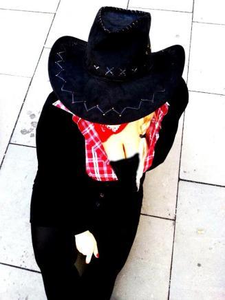 karneval cowboy fasching lipödem mode cowgirl