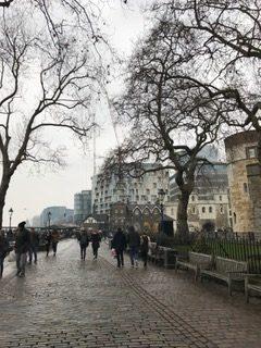 Reisen mit Lipödem London