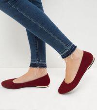 lipoedem mode Passform Größentabellen weite schuhe breite fuesse shopempfehlungen newlook rote ballerinas