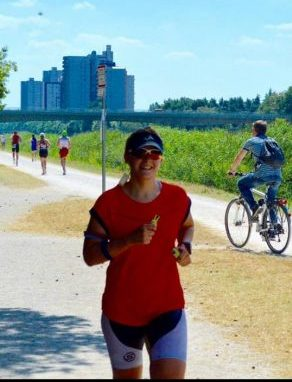 Wir sind dabei: 10-Freunde-Triathlon mit Lipödem triathlon sport laufen