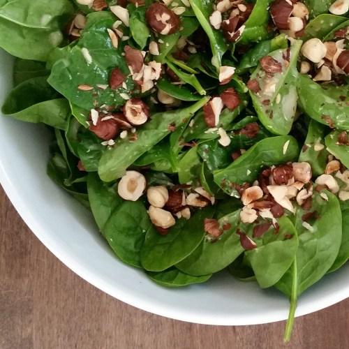 lipoedem mode spinatsalat rezept ernahrung
